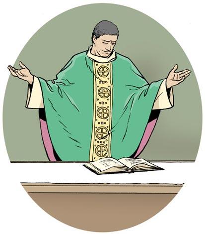 Eucharistic liturgy